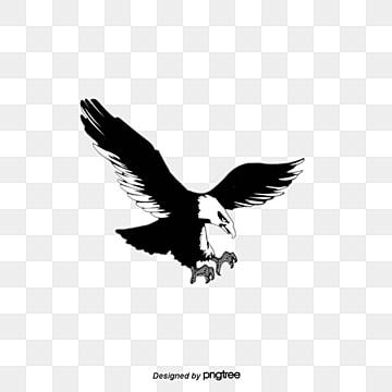 Free Eagle Design Element