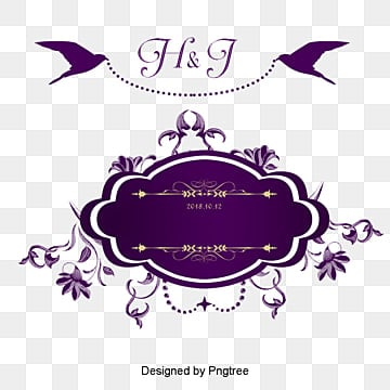 Le mariage de logo, Le Mariage De Logo, Mariage, Se Marier PNG Image and Clipart
