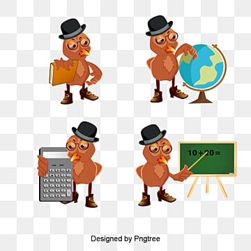 No trimestre, No Trimestre, A Escola, A AprendizagemPNG e Vector