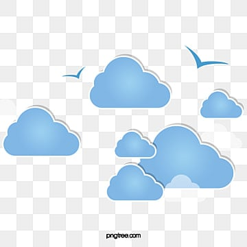 Clouds, Dark Clouds, Clouds, Birds PNG and Vector