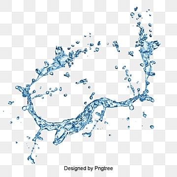 Spray Splash Azul gotas de agua, Blue Drops, Agua, Splash PNG Image and Clipart