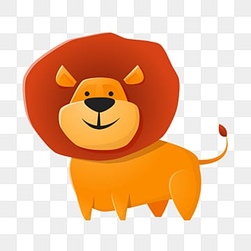 lion cartoon png vectors psd and clipart for free download pngtree