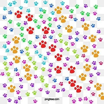 Paw Print Png, Vector, PSD, and Clipart With Transparent