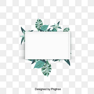wood frame creative wood frame rectangle rectangular frame material png image - White Picture Frame