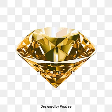 Diamond Gold PNG Images | Vectors and PSD Files | Free ...