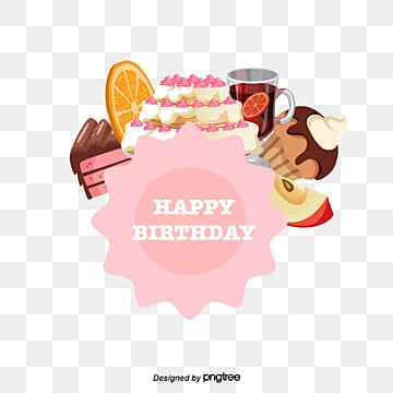 birthday card png images vectors and psd files free clip art cake with icing and candles clip art cake pictures