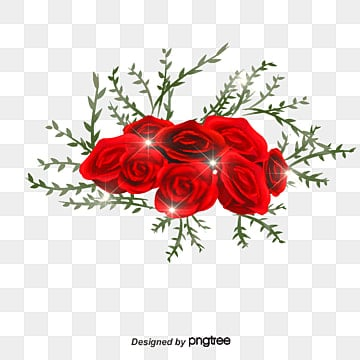 Red Rose Bouquet Png Vectors Psd And Clipart For Free Download