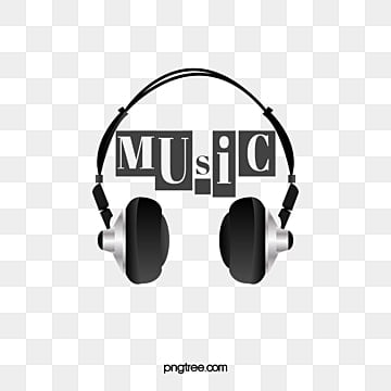 music, Music, Music, Headset PNG and PSD