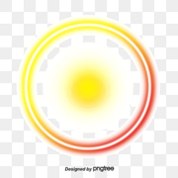 Rainbow Circle Star eclipse, Circles, Rainbow-colored Circles, Eclipse PNG Image