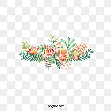 Flower Bouquet PNG Images