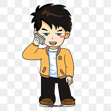 Boy Cartoon Png Images Vector And Psd Files Free Download On Pngtree