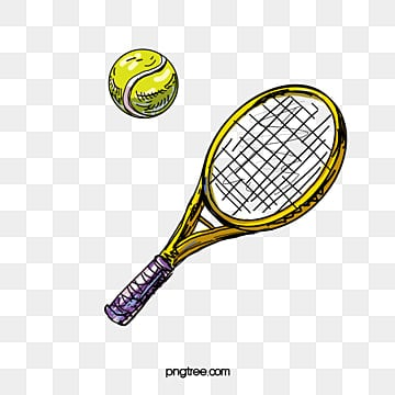 Tennis Racket Png Vectors Psd And Clipart For Free Download Pngtree