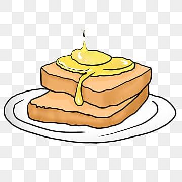 Cartoon Slice Of Bread | www.pixshark.com - Images ...