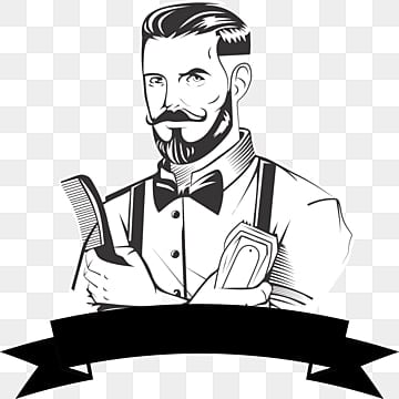 Barber Png Images Vector And Psd Files Free Download On Pngtree