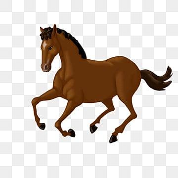 Vector Stock - A running horse. Clipart Illustration gg77762577 - GoGraph