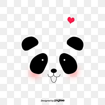 panda png images  download 2 879 png resources with Resolution Clip Art High Resolution Christmas Desktop Wallpaper
