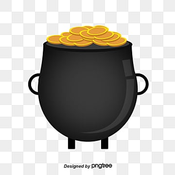 pot of gold png images vectors and psd files free