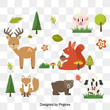 Vetor de animais de fazenda, Vector De Fazenda, A Fazenda, OS Animais Da FazendaPNG e Vector