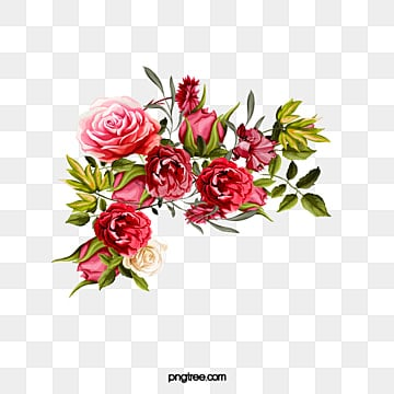 Flowers free wreath vector vector free vector download in ai eps - Rose Border Png Vectors Psd And Icons For Free Download