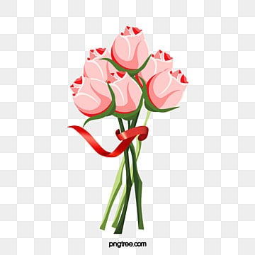 Ramo De Rosas Imagenes Png Vectores Y Archivos Psd Descarga