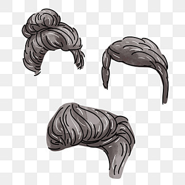 Hairstyle Men PNG Images | Vector and PSD Files | Free ...