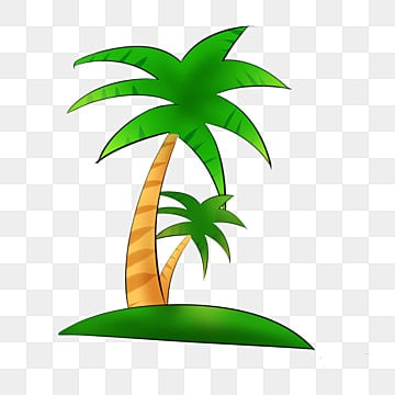 Coconut Tree Coconut Clipart Tree Clipart Great Png Image And