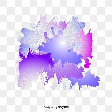 Le vecteur de l'aquarelle, Magnifique Aquarelle, Le Vecteur De Contexte De Pigment, L'aquarellePNG et vecteur