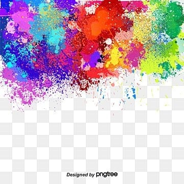 Graffiti vector background, Gorgeous Watercolor, Vector Paint Background, Watercolor Paints PNG and Vector