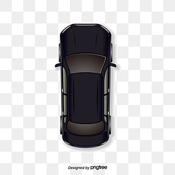 Vector cartoon of black cars, Vector, Cartoon, Olhando Para O Carro Preto PNG e Vector