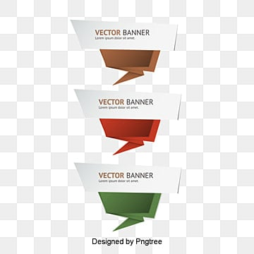 banner, Geometric Banner Paper, Banner, Geometric Shape PNG and Vector