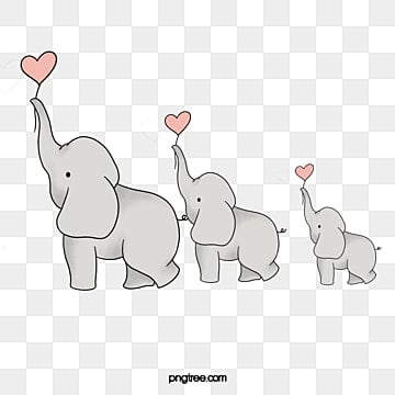 Elephant Vector Png, Vector, PSD, and Clipart With Transparent