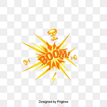 boom label Free PNG and PSD