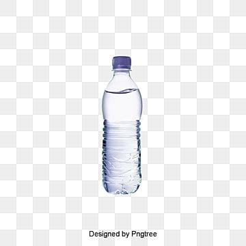 Agua mineral, Azul, Copa, Botella Imagen PNG