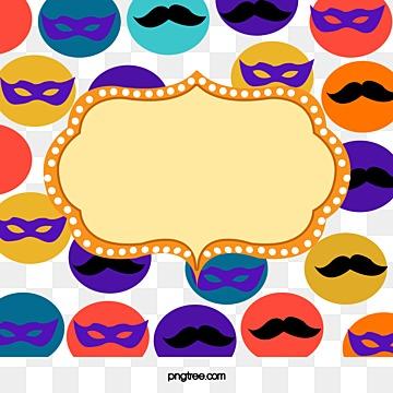 Carnaval de fondo del texto, Carnaval, Texto, Antecedentes PNG y Vector