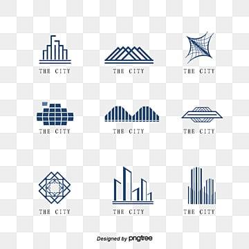 地产 logo, 地产 Logo, Le Logement De Logo, Graphique VectorielPNG et vecteur