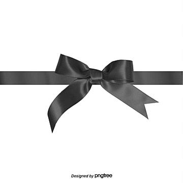 Black Ribbon Png Images Vectors And Psd Files Free