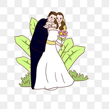 Wedding Clipart, Download Free Transparent PNG Format