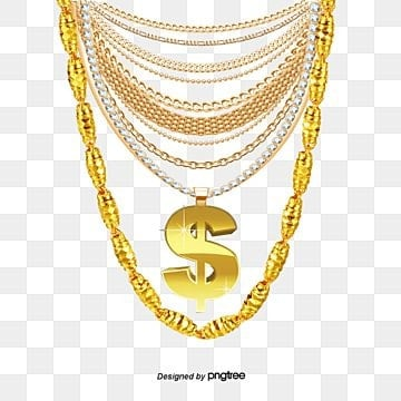 Golden Necklace Png Vectors Psd And Clipart For Free