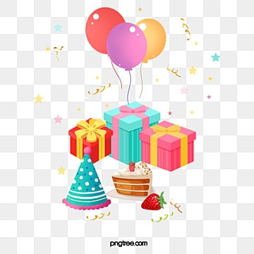Birthday Gifts Png Images Download 548 Birthday Gifts Png