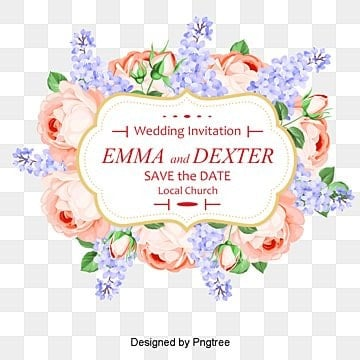 Wedding Card Png Vectors Psd And Clipart For Free Download Pngtree