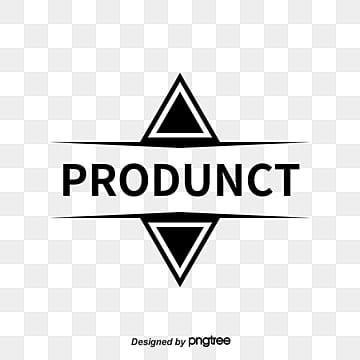 Logotipo de vetor Preto original, Logotipo, Vector, DecoraçãoPNG e PSD