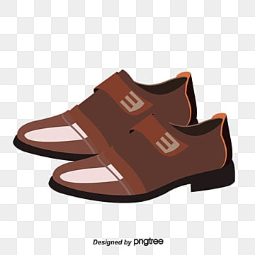 Bullock carved leather shoes business casual