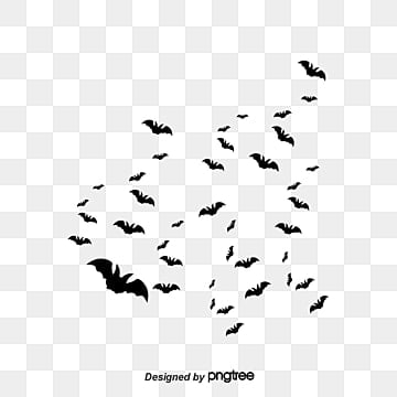 الخفافيش, هالوين, هالوين, الرعبPNG صورة