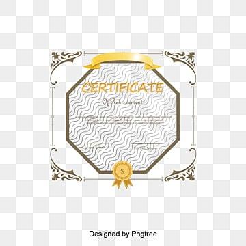 vector creative border certificate corner