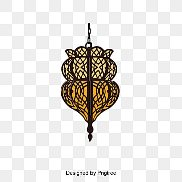 Islam decorative lamp, Decoration, Vector, Islam PNG and Vector