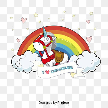 Unicorn Png Images Vector And Psd Files Free Download On Pngtree