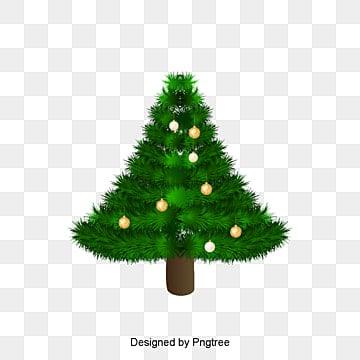Le vecteur de la main de l'arbre de Noël, Vecteur, Réaliste, Peint à La MainPNG et vecteur