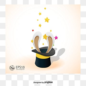 Magic Hat PNG Images | Vector and PSD Files | Free ...
