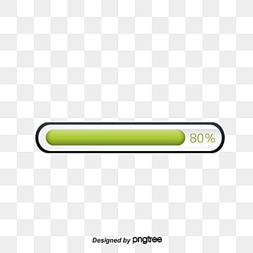 Progress Bar PNG Images | Vector and PSD Files | Free