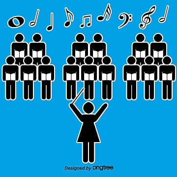 Choir PNG Images | Vector and PSD Files | Free Download on Pngtree